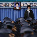 Demonstrators in Tehran mark anniversary of Islamic Revolution