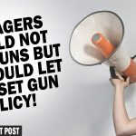 Leftists Use Teens as Pawns for Gun Control — The Patriot Post