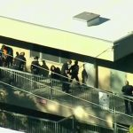 Girl, 12, opens fire inside Los Angeles middle school, police say; 4 wounded