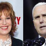 Joy Behar Finally Apologizes for Mocking Pence's Christian Faith