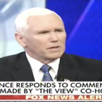 Pence Calls on Behar to Apologize to 'Tens of Millions of Americans' for Slur on Christianity: 'It Was Never About Me'