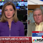 MSNBC Fixates on School Shooter Having a Handgun Versus Semiautomatic Weapon