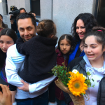 Mexican immigrant dad released from detention in California