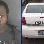 Virginia man followed woman across three states in fake police car, authorities say