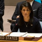 U.S. Preparing New Sanctions on Russia over Syria, Haley Says