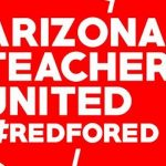 Lead #RedforEd Organizer Called Out for Attacks on GOP Gov Doug Ducey, Donald Trump