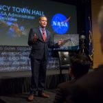 New NASA chief Bridenstine says humans contribute to climate change 'in a major way'