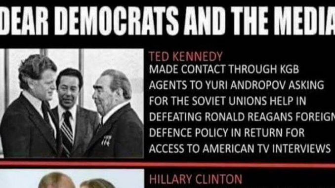 REAL History of Russian Collusion Summed Up by a Single Meme