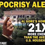 Climate Change Hypocrisy