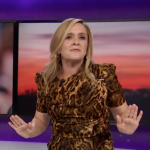 Samantha Bee Calls Ivanka Trump a 'Feckless C**t'