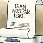 Why Trump is Dumping Obama's Iran Deal in One Cartoon