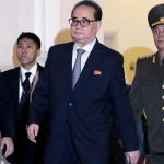 North Korean state media quiet about summit until after Kim's arrival in Singapore