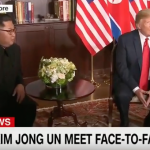 Trump on North Korea Summit: I Think Our Discussion Will Be a 'Tremendous Success'
