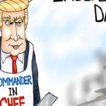 Hilarious: What Trump is Having for Dinner on the 4th [Cartoon]