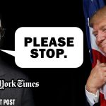 The New York Times Is 'Unmistakably Anti-Trump,' Says... — The Patriot Post
