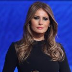 Melania Trump May Visit LeBron James' New School