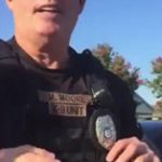 Arkansas cop fired after video appeared to show him telling group of black men 'you don't belong in my city'