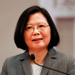 Taiwan's Tsai travels in face of China diplomatic onslaught