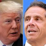 Trump Warns Cuomo About 2020: Anybody Who Runs Against Me 'Suffers'