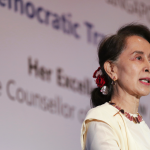 Aung San Suu Kyi defends policies toward Rohingya Muslims