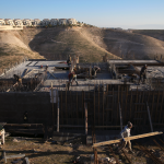 Israel advances plans for 1,000 West Bank settlement homes