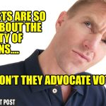 Dems Worry About Election Integrity, Oppose Voter ID — The Patriot Post