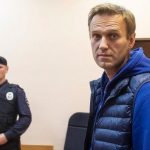 Vladimir Putin's fiercest critic, Alexei Navalny, released from jail then immediately detained again