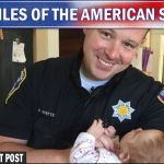Police Officer Adopts Baby of Homeless Woman Battling Drug Addiction — The Patriot Post