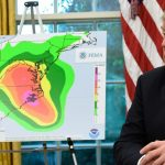 Trump expected to visit areas hit by Hurricane Florence