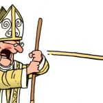 Today's Catholic Church Brutally Exposed by a Single Cartoon