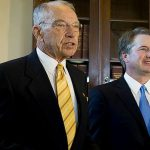 Senate Judiciary to Hold Kavanaugh Vote on Monday