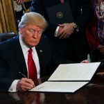 Trump Signs Executive Order to Sanction Foreigners Who Interfere in U.S. Elections