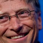 Billionaire Bill Gates Want to Raise Gas Prices at the Pump