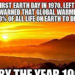 The Climate Change Scam Blown to Smithereens By 6 Images