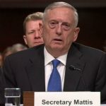 Report: Trump 'Unsure' if Mattis Will Step Down