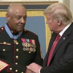 Trump Awards Medal of Honor to Vietnam Veteran John Canley