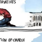 Conservatives vs Liberals on 'Separation of Church and State'
