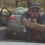 Dashcam video shows moment illegal immigrant suspect opens fire on Arkansas police officer