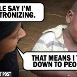 White Leftists Dumb Down Language for Minorities — The Patriot Post