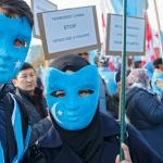 China dismisses criticism about mass detentions at UN
