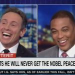 CNN's Lemon, Cuomo Mock Trump When Asked About Potential Nobel Peace Prize