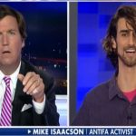 Former Guest Behind Antifa Mob Attack On Tucker Carlson's Home, Wife