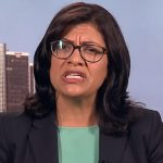Outrage As Muslim Rep. Rashida Tlaib's Office Erases Israel From The Map