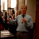 Steyer on Climate Change: 'The Time for Politeness Is Over'