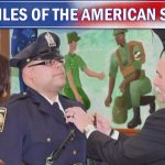 NJ Officer Wears Badge Number of Cop Who Saved His Life 30 Years Ago — The Patriot Post