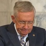 Harry Reid Announces He Is Dying, Then Goes After President Trump