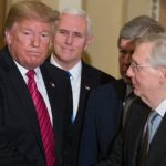Dems: Borders Must Stay Open. Trump: Wall or Nothing. Will GOP Senators Cut and Run?