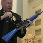 Sweeping Gun Control Bill Passes House