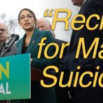 "Green New Deal a ""Recipe for Mass Suicide,"" Says Greenpeace Co-Founder"