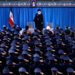 Iran's leader celebrates Islamic Revolution's anniversary with cries of 'Death to Trump, Bolton and Pompeo!'